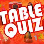 Dublin Shakespeare Society Table Quiz